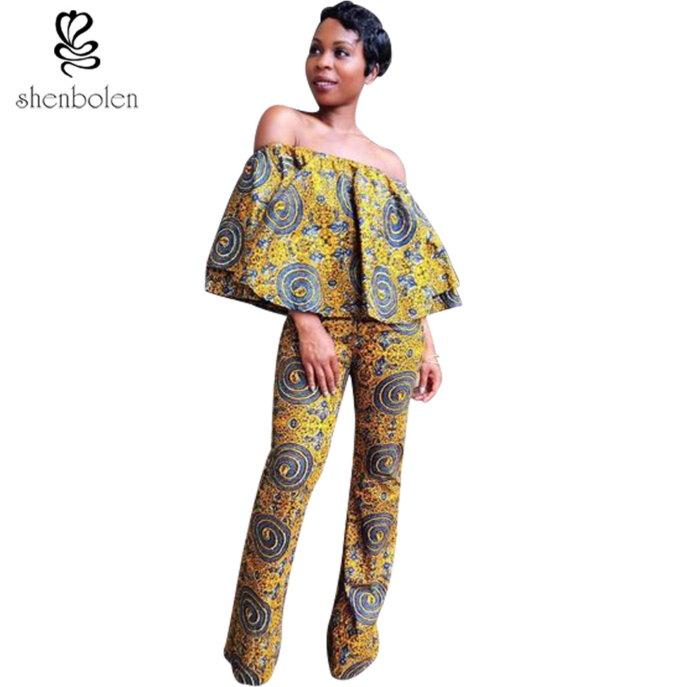 African Print Fashion: 2018 New Design African Print Ankara Clothing For Women