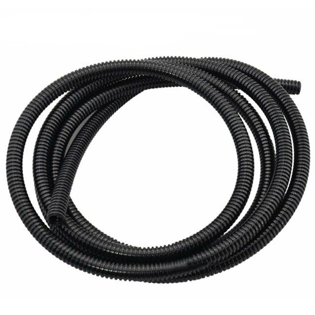 EE support 20\' Feet Length 18MM Width Split Loom Wire Flexible ...