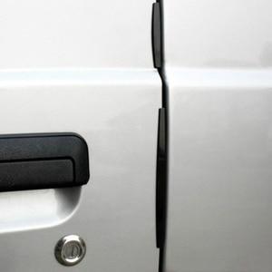 Image 2 - 8Pcs/Set Universal Car Door Guard Edge Corner Bumper Buffer Trim Molding Protection Strip Scratch Protector Auto Crash Bar