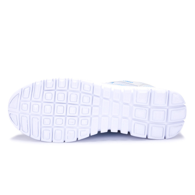 Mesh breathable tenis feminino female shoes woman flats shoes 5