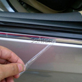 Car Sticker Chrome Decor Strip For Volkswagen VW Polo Passat B5 B6 CC GOLF 4 5 6 Touran Bora Peugeot 307 206 308 407 Accessories