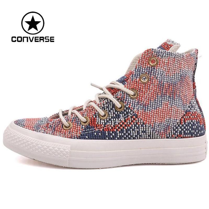 ФОТО Original Converse Women's All Star Shoes Skateboarding Shoes