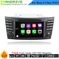 Car Multimedia DVD Player For Mercedes Benz W211 W219 W463 CLS350 E200 E220 E240 E270 E280 E350 With GPS Navigation System Radio