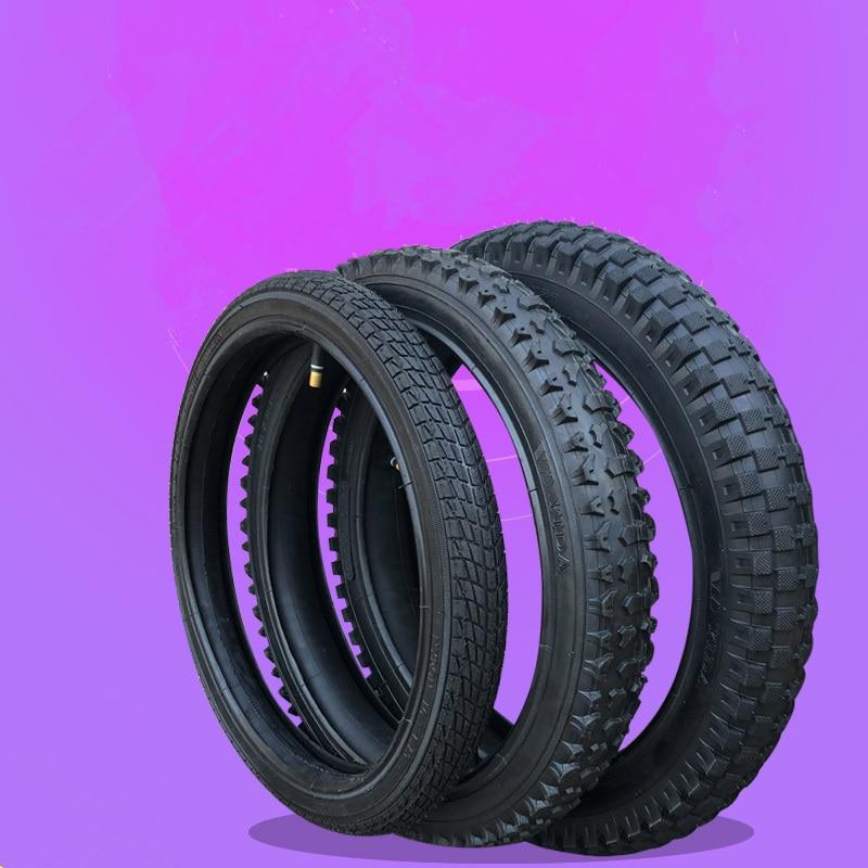 1Pcs Inner Tube Tire 26X1.75//2.125 For Mountain Bike MTB Bicycle Bike Tire