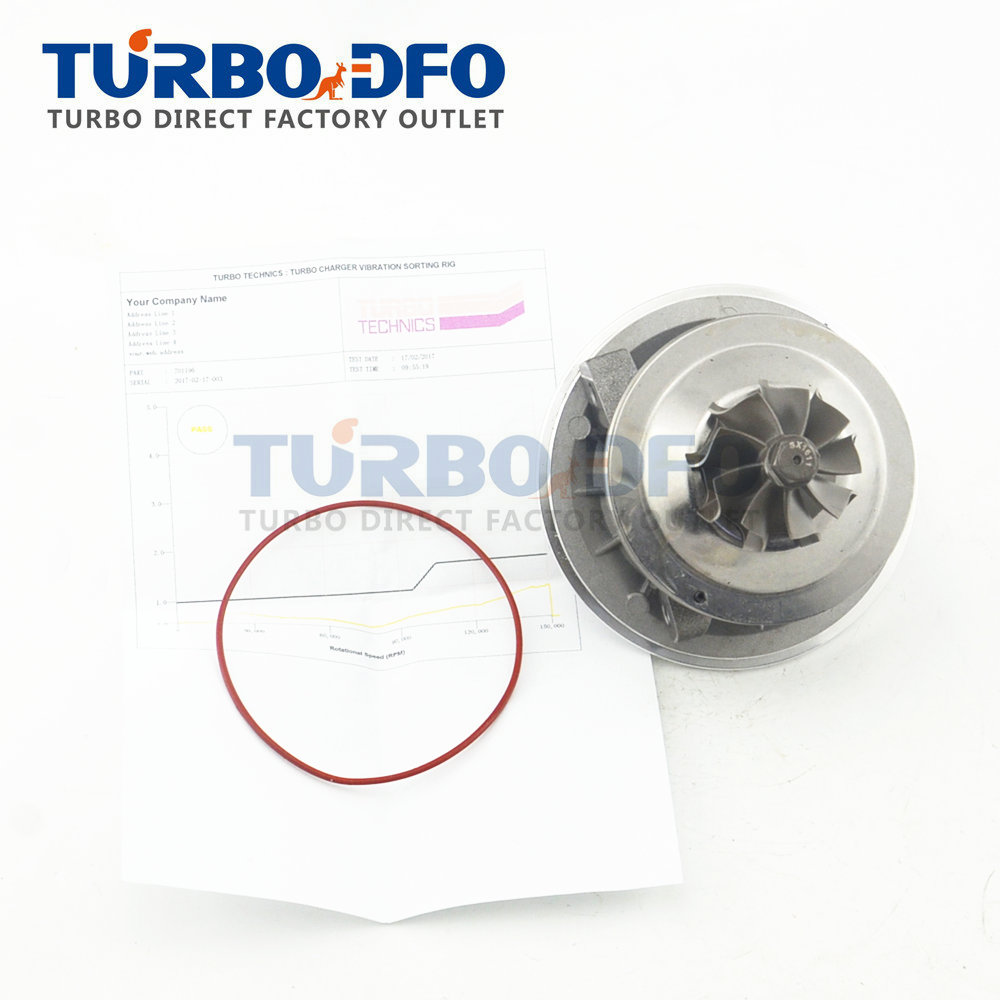 701196-0001 for Nissan Patrol 2.8 TD 95Kw <font><b>129</b></font> <font><b>HP</b></font> RD28TI Y61 - 701196-5001S turbine CHRA 14411VB300 turbocharger core repair kits image