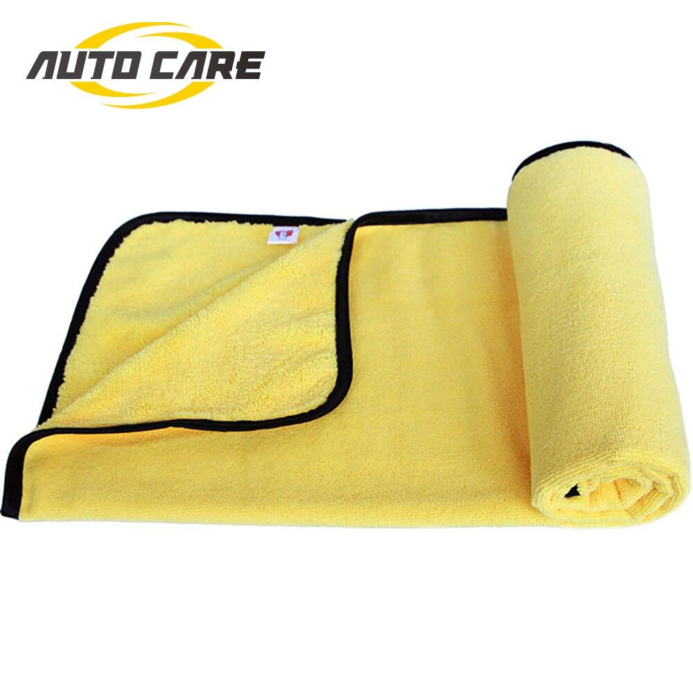 Car Wash Microfiber Towel Super Absorbent Extra Large Size 92 56 cm Drying Towel Car font