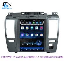 32G rom вертикальный экран android автомобильный gps мультимедийный видео радио плеер в тире для Nissan Tiida Pulsar автомобильный navigaton