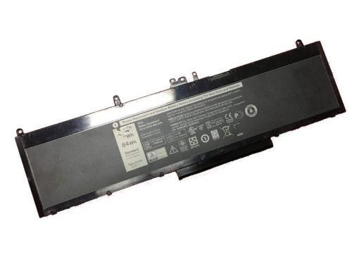 FREE New 84Wh Genuine Original WJ5R2 battery 4F5YV for Dell Precision 3510 Series