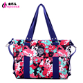 JINQIAOER 16 Color Fashion Women Handbag Camouflage Printed Waterproof Nylon Ladies Messenger Bag Tote Bolsas Brand Shoulder Bag