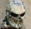 Camuflaje táctico máscaras softair wargame militar paintball airsoft máscara máscara de calavera máscara de miedo máscaras de halloween deguisement