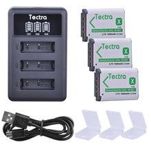 3 шт NP-BX1 Батарея + 3-слоты светодиодный Зарядное устройство для sony DSC RX1 RX100 AS100V M3 M2 HX300 HX400 HX50 HX60 GWP88 AS15 NP BX1 Батарея