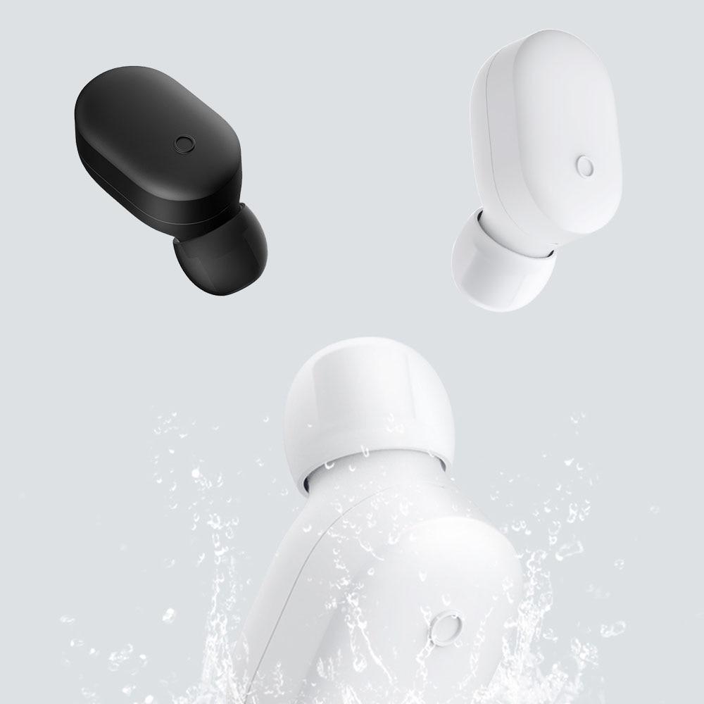 Original Xiaomi Mi Bluetooth Headset Mini Ipx4 Waterproof Wireless Earphone Earphones Mems Microphone Handsfree Ble 4 1 Earbuds Bluetooth Earphones Headphones Aliexpress