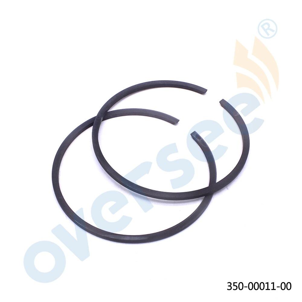 Piston Set For 01-04 Nissan Frontier Xterra 3.3L SOHC size Compl DNJ P655 Std