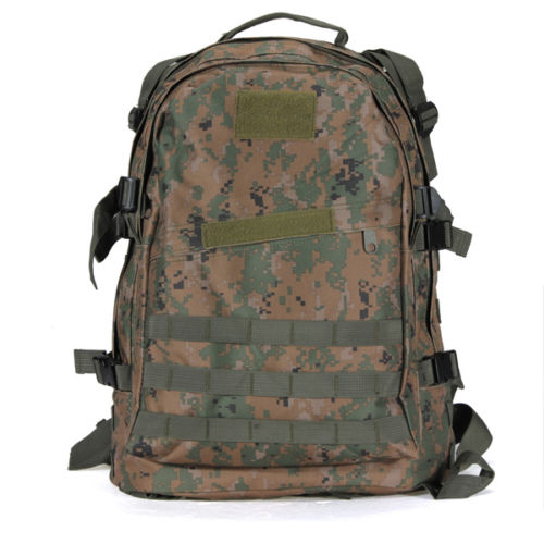 40L 3D  Rucksacks  Backpack Trekking Sporting Bag Jungle Digital