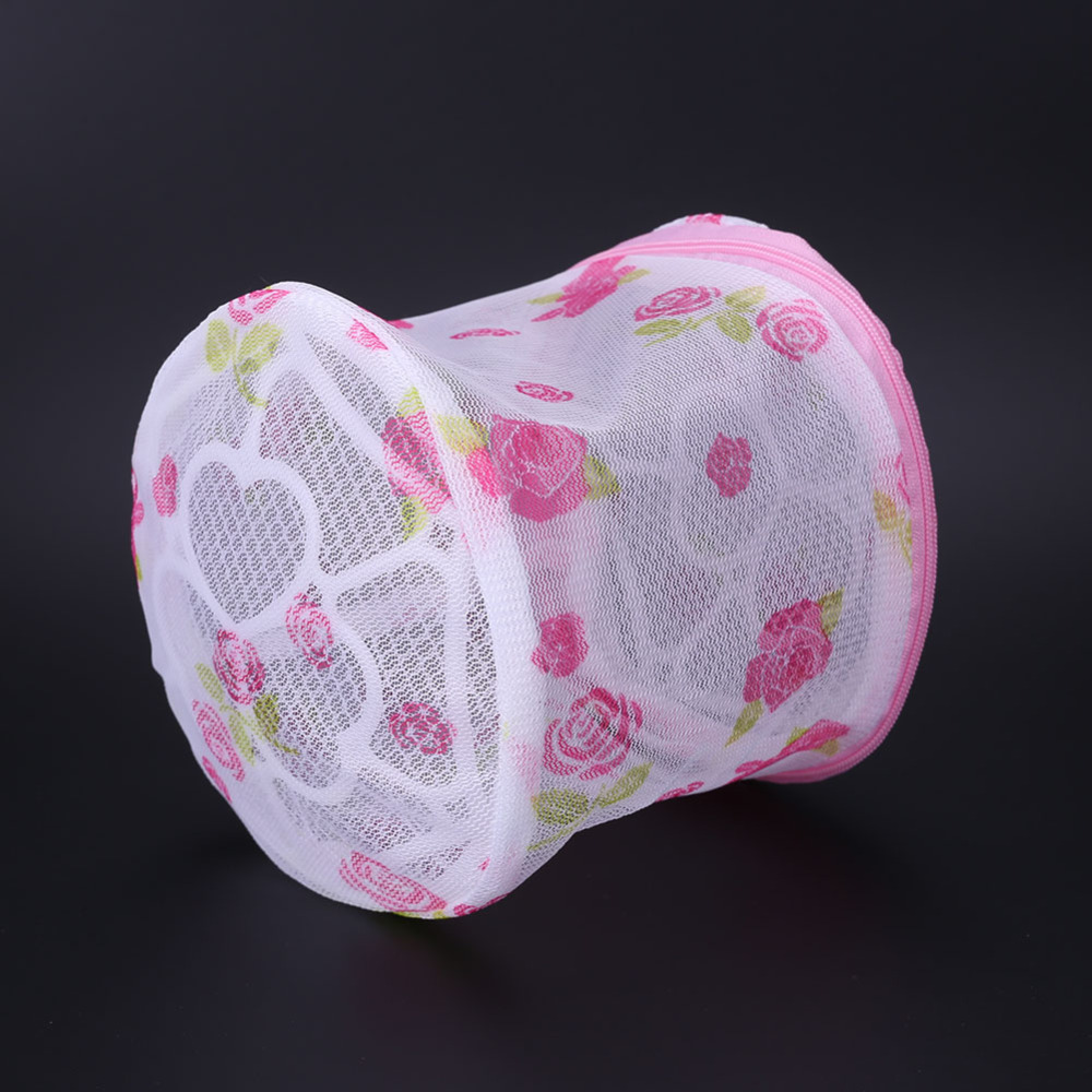 Women Hosiery Bra Washing Lingerie Wash Protecting Mesh Bag Aid Laundry Saver Protect Aid Mesh Bag Cube Small Mesh Bag Basket
