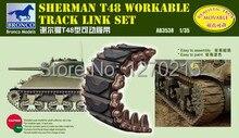 Bronco AB3538 1/35 Sherman T48 Workable Track Link Set