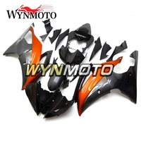 Carbon Fiber Effect ABS Injection Plastics Full Fairings For Yamaha YZF R6 Year 2008 2015 2016 Motorcycle Fairing Kit
