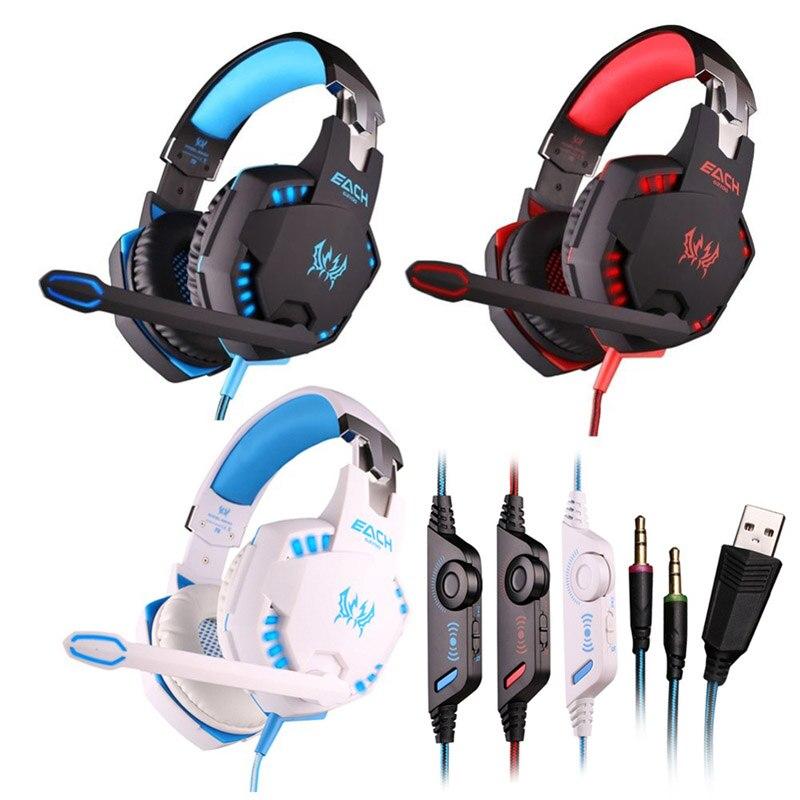 Cncool Hot G210 Vibrator Gaming Headset Vibration Headphone Casque