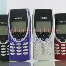 NOKIA 8210 мобильный телефон разблокированный 2G GSM 900/1800 Восстановленный не может использовать в США