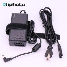 Ulanzi Adapter AC przełączania zasilania ładowarka DC Adapter do DV 160V Yongnuo YN300 Air III YN360 YN600L YN360s yn320 światło LED do kamery