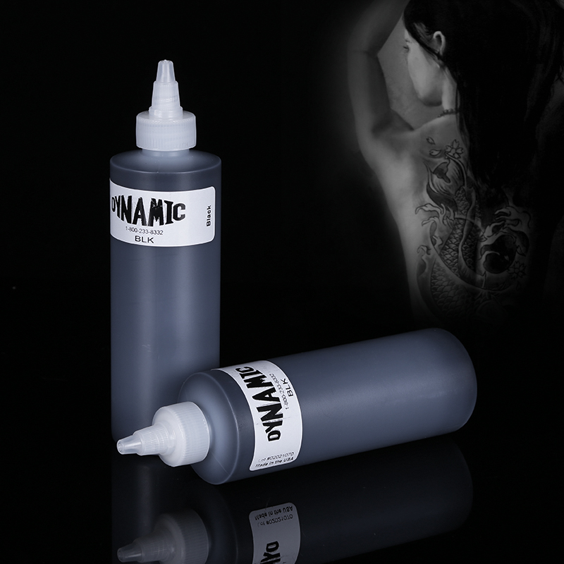 Professional 1 Bottle Tattoo Ink for Lining and Shading Newest Tribal Liner Shader Pigment Black Newest 250ML Free Shipping мицеллярная вода ducray ictyane eau micellaire hydratante объем 200 мл
