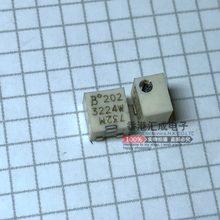3224W-1-202E 2 K 3224-202 5*5*3 MM Remendo Posicionador Potenciômetro Ajustável Resistor Ajustável Novo Original