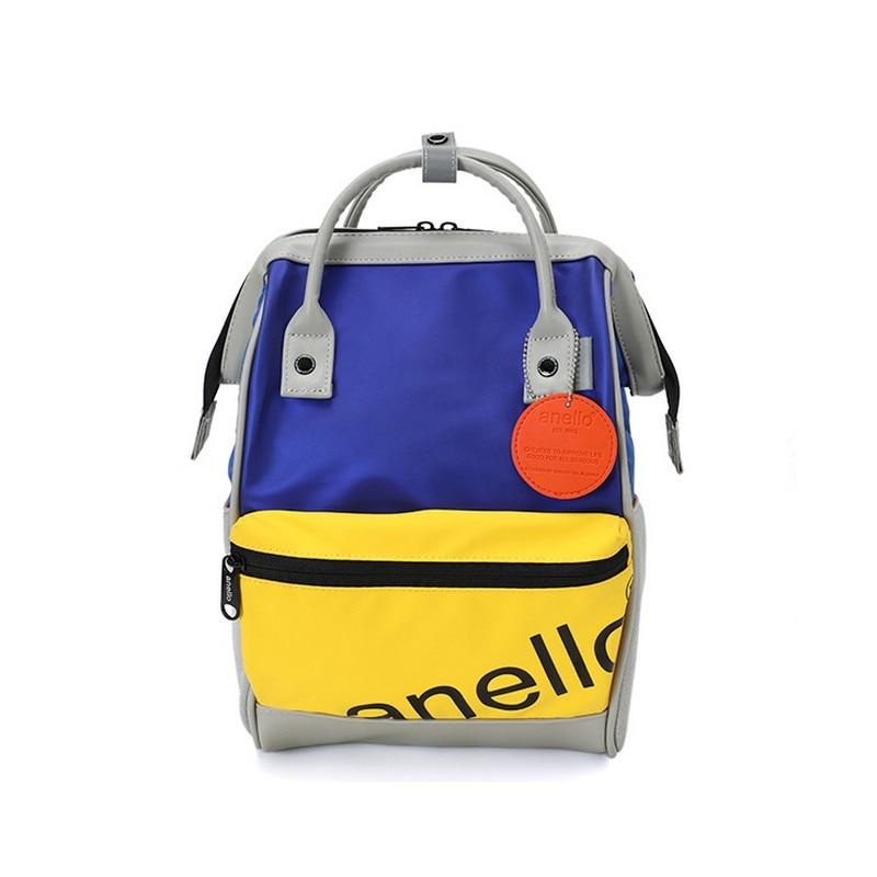 Oxford matériel imperméable à l'eau femmes anneau signets dames décontracté sac d'école pour adolescentes sac à dos femme voyage sac à dos