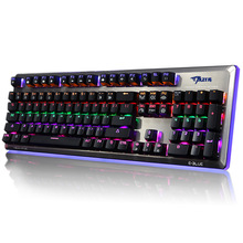 USB Wired 104 Keys Mechanical Keyboard