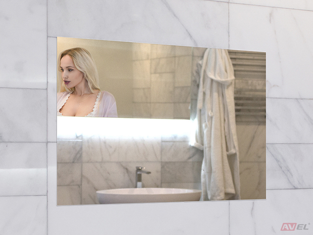 Badkamer Smart Tv : Badkamer tv inbouw