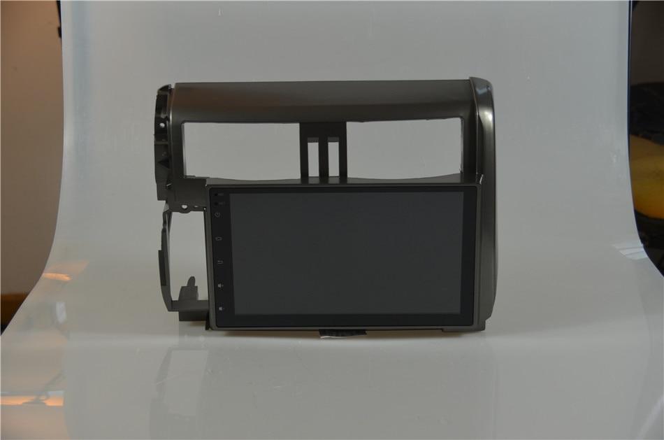 "Sale 9"" Android 9.0 Car Stereo radio Audio for Toyota Prado 150 2010 11 2012 2013 1024*600 Octa Core Multimedia 2 din car dvd player 15"