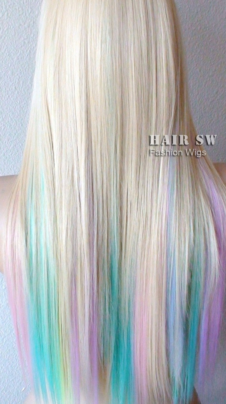 Hair Coulour Inspiration With Marvelous 69 Best Blue Images On Pinterest Blonde Highlights