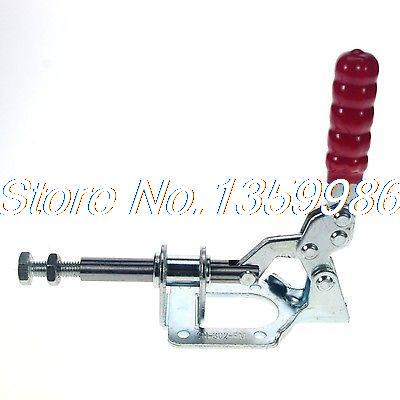 Plastic Handle Push Pull 136Kg Holding Capacity Toggle Clamp GH-302-FM nrh 5619a 230 cold rolled steel latch clamp wholesale price high quality horizontal pull toggle clamp zinc plating