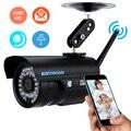 Wi-fi Ip-камера HD 720 P Открытый Водонепроницаемый ИК День Ночь Видеонаблюдения HD Камеры Безопасности Инфракрасные Wi-Fi Bullet Камера