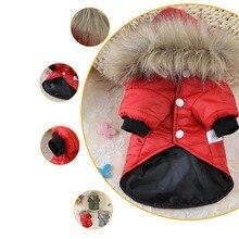 Beautiful, super warm winter chihuahua hooded coat / jacket