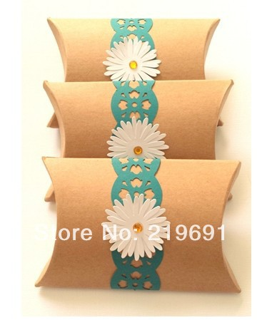Shipping Ring Boxes Pillow Box