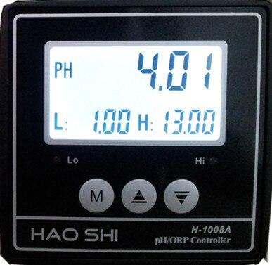 Industrial pH meter online pH meter pH transmitter PH Controller  цены