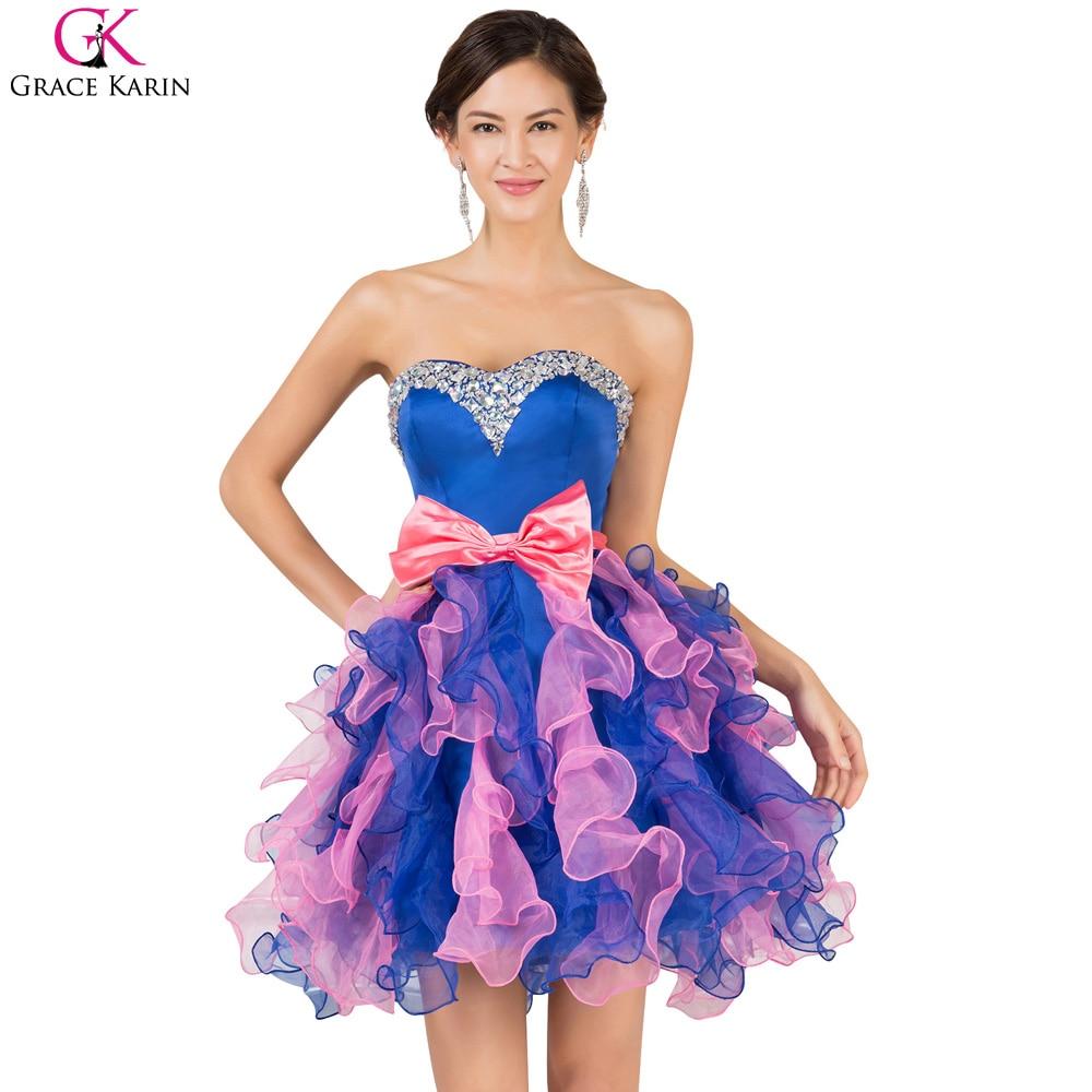Online Get Cheap Short Puffy Prom Dress -Aliexpress.com | Alibaba ...