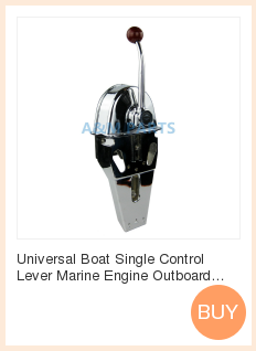 Boat Outboard Remote Control Box for Yamaha Outboard Engine
