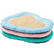 Summer Cat Bed Mat Cloudy Shape Lovely Comfortable Cushion For Pet Dog Cats Top Quality Sleeping