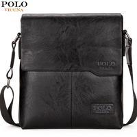 VICUNA POLO мужская классическая сумка через плечо брендовая мужская сумка в винтажном стиле Повседневная мужская сумка-мессенджер акция мужск...