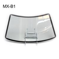 New Car Window Film Display Front Windshield Windscree Rear Screen Model 41.5*24cm For Window Foil Displaying MO B1 whole Sale