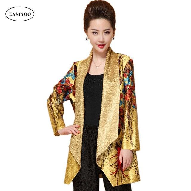 4a5318537a28 Kimono-di-seta-Cappotti-Donna-Primavera-2017-Fiori-Kimono-Cappotto -Turn-Down-Collare-Pi-Il-Formato.jpg_640x640.jpg