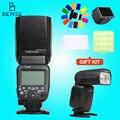 Hss 1/8000 s mestre yongnuo yn600ex-rt 2.4g sem fio flash speedlite para canon camera como 600ex-rt yn600ex rt