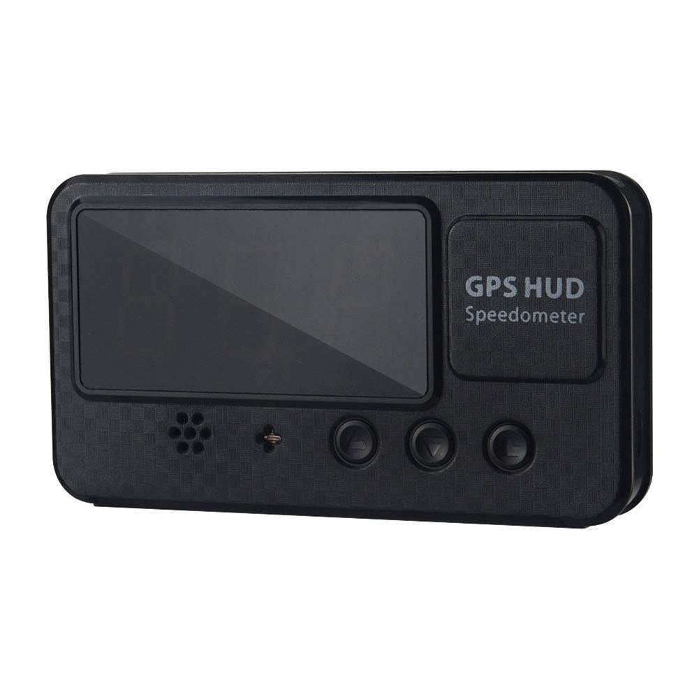New GPS Speedometer Digital Car Hud Display GPS Speedometer Speed Display KM/h MPH For Car Bike Motorcycle Auto Accessories