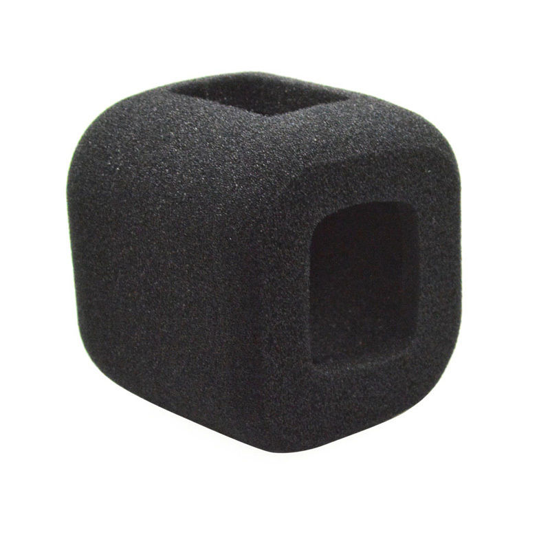 Wind Noise Reduction Windproof Sponge Foam Cover for Gopro Hero 5 4 Session Cam ...