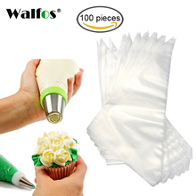 100pcs Disposable Piping Bag Pastry Icing Cake Cupcake Decorating Tools/Bags Tools