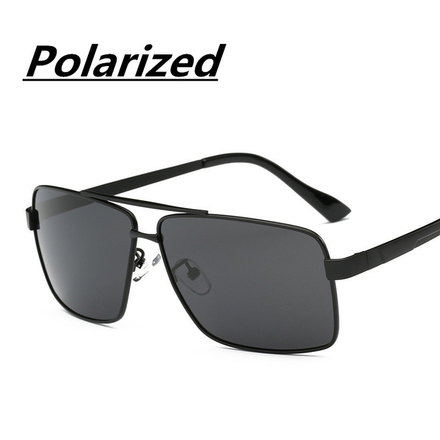 2016 Men's Polarized Sunglasses Men  Mirror Sun Glasses Driving Outdoor Glass Male Eyewear Free Shipping De Sol oculos wd2
