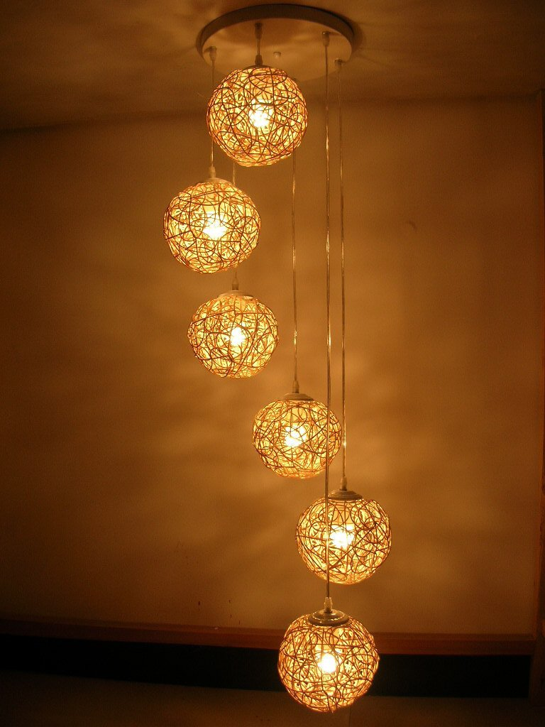 home lighting decoration. aliexpresscom buy handmade spiral rattan hand knitted pendant light for living room lights decorative from reliable suppliers on home lighting decoration