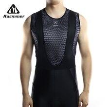 Racmmer, крутой сетчатый Сверхлегкий жилет, нижнее белье, базовый слой, велосипедная рубашка без рукавов, дышащая майка для велоспорта# WY-04