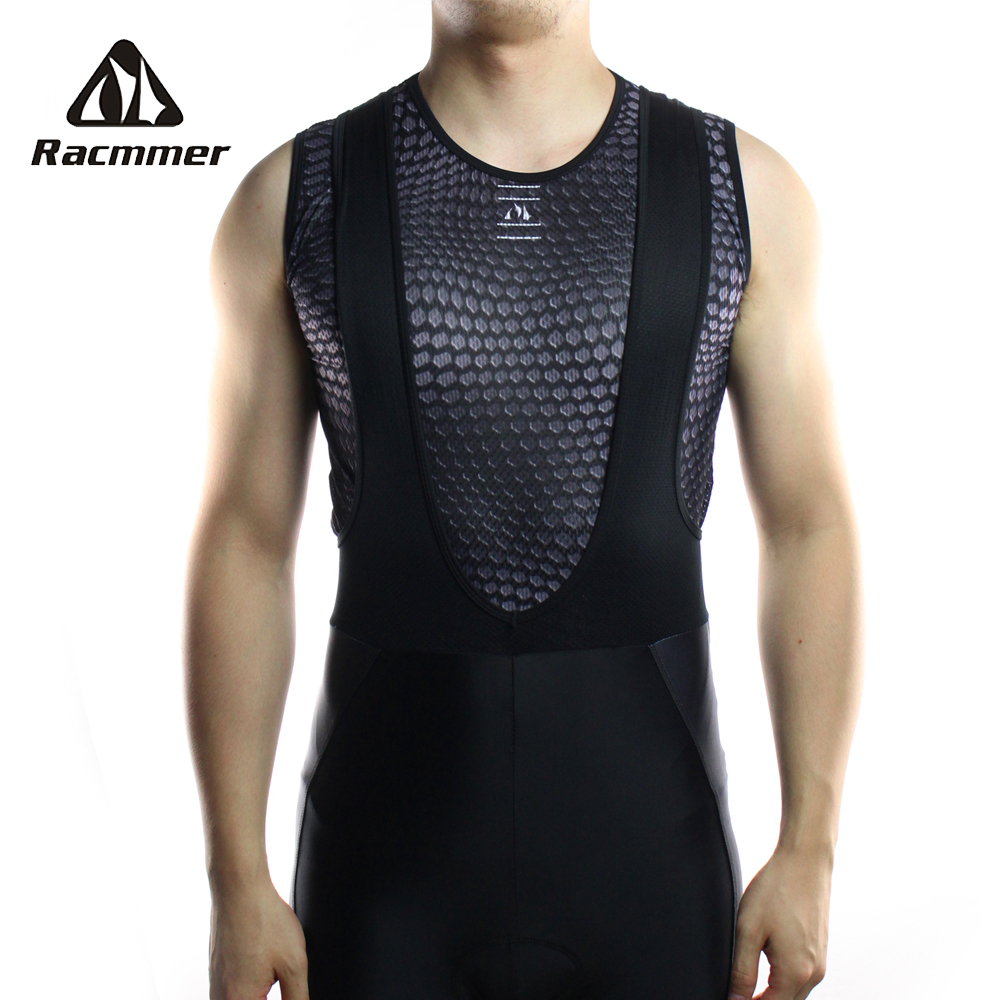 Racmmer 2019 Bike Cool Mesh Superlight Underwear Vest Base Layers Bicycle Sleeveless Shirt Breathbale Cycling Jersey #WY-04